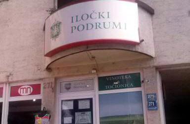 Zagreb: Ilocki Podrumi Vinoteka