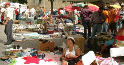 Lisbon: Feira da Ladra Flea Market