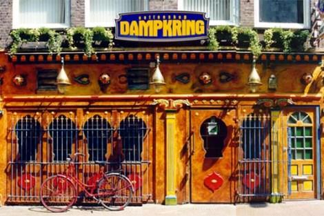 Amsterdam: Dampkring