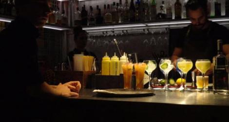 Budapest: Warmup Cocktail Bar