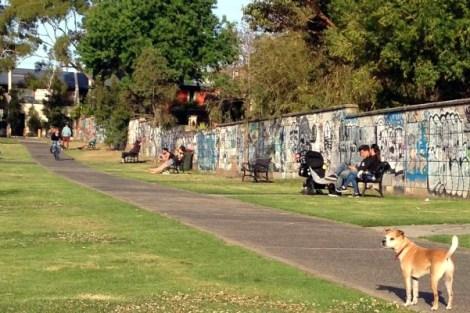 Sydney: Camperdown Park