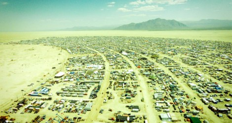 Burning Man: The Magic of the Disappearing City