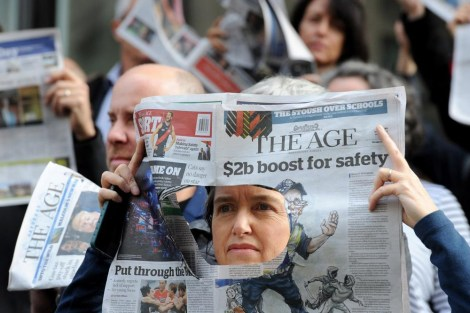Why You Should Care About Cuts to Journalism