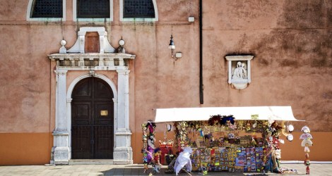 """Tourists Go Home"": Unsustainable Travel in Venice"