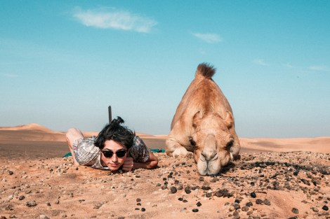 My Escape from a Creep in the Deserts of Rajasthan