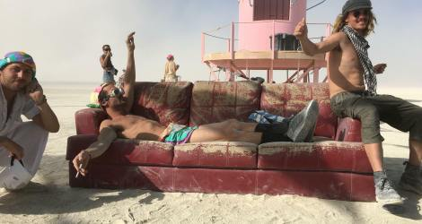 Yes Burning Man Has Changed -- But It Still Fucking Rules