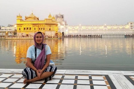 Being a Brown Backpacker in a Sea of White