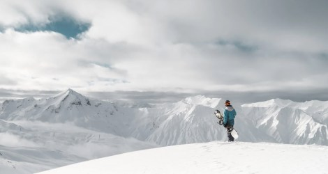An Ode to Ski Towns
