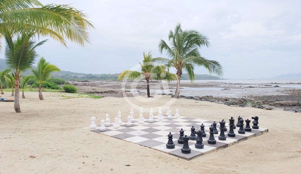 17. juego de playa - Playa dorada