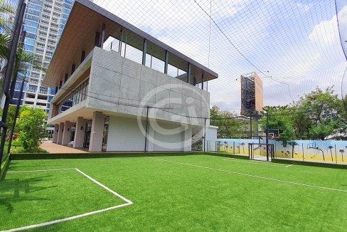 26. Casa Club Futbol y basquetbol. Venta Costa del Este Country Club