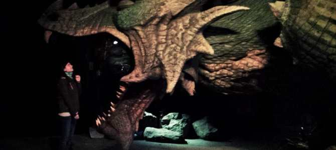 A day in Furth im Wald or: Meeting the Bavarian Dragon