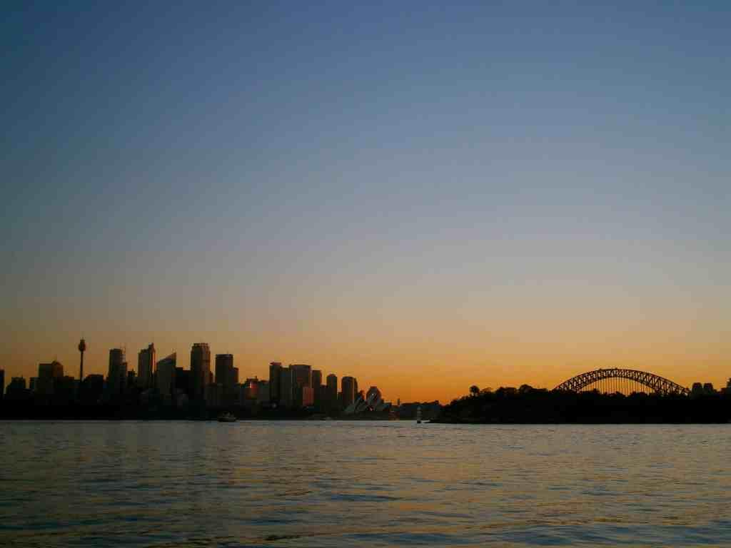 Sydney Skyline Australia