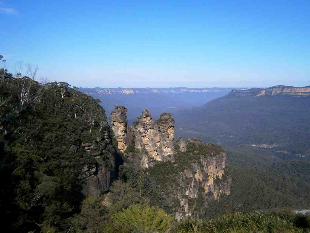 Natural wonders of Australia - Blue Mountains