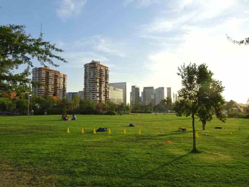 Santuago de Chile for Introverts - Parque Araucano
