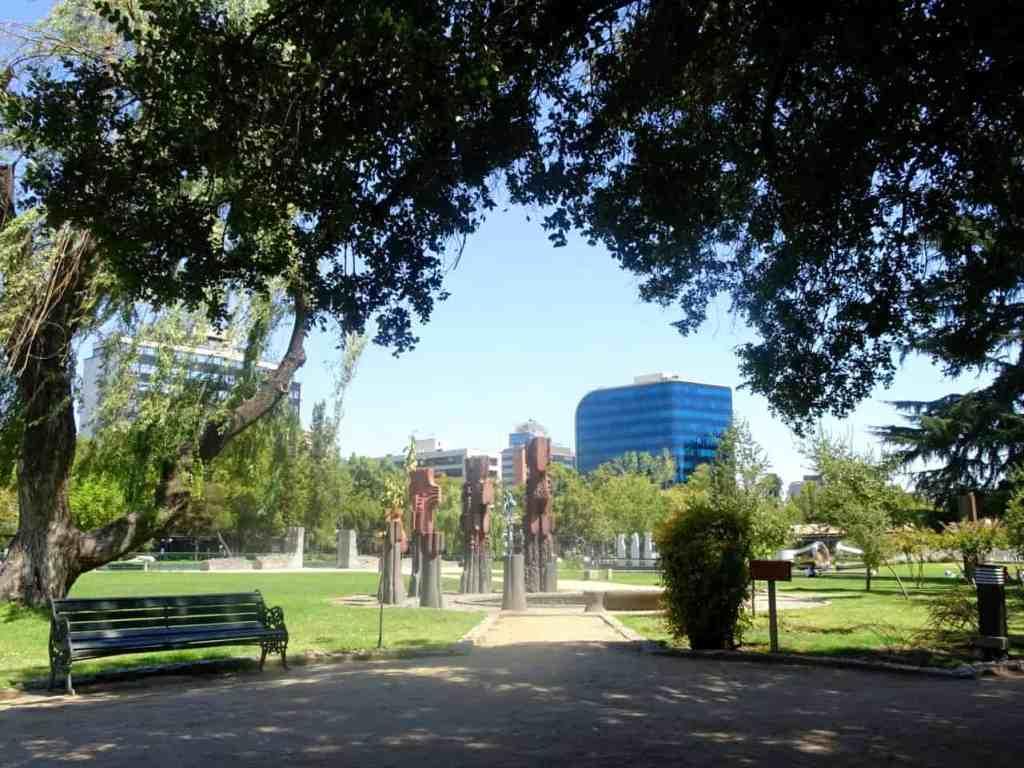 Santiago de Chile for Introverts - Sculpture Park