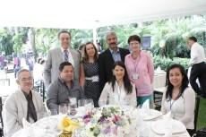 Representantes de la Asociación de Instituciones para la enseñanza del Español en Cuernavaca