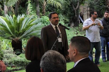 Dr. Jorge Morals Barud, Presidente Municipal de Cuernavaca