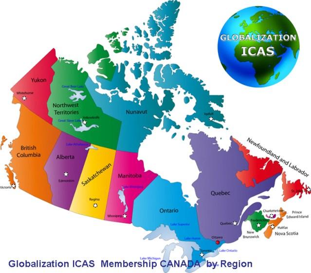 Membership Canada Globalization ICAS