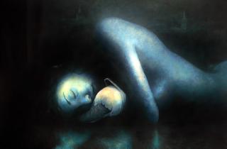 Artist: Jose Maria Diaz Title: Sueno