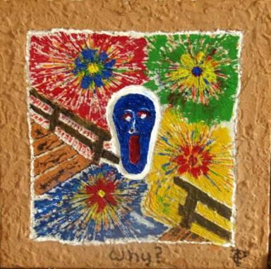 Artist: Edgar Plaute Title: When Elements are let loose