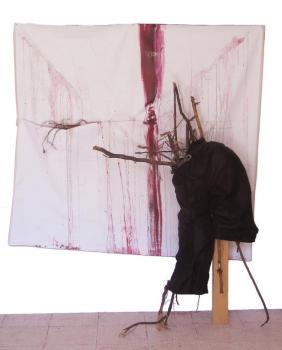 Artist: Tali Neema Sabo Title: Roots