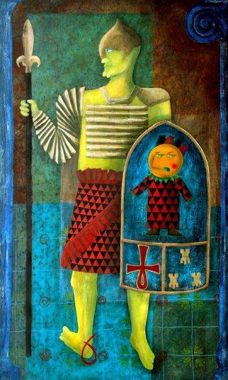 Artist: Pablo Hermandez Title: Safe