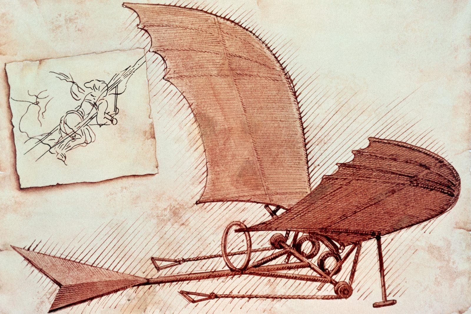 Leonardo Da Vinci The First Creative Genius
