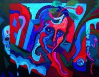 Amazing art Nina Tokhtaman
