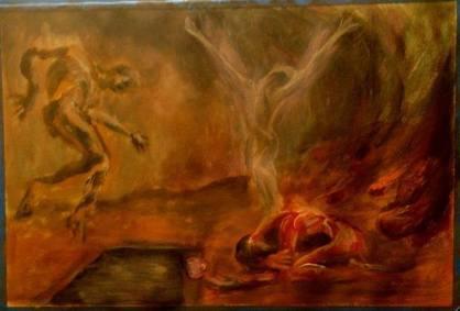 Artist: Mike Halem Title: After Life Soul Dance Image 2