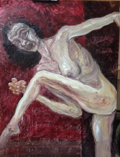 Artist: Mike Halem Title: The Ghost Dance Image 4