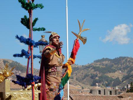 Inti Raymi, het zonnefeest in Cusco