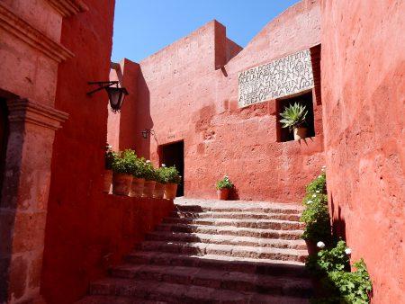Santa Catalina; het prachtige klooster in Arequipa