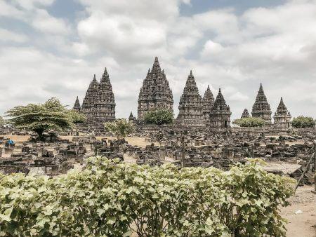 Tempelcomplex Prambanan