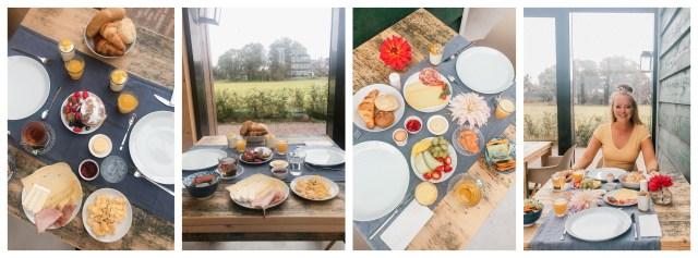 Ontbijt bij De Groene Bollenschuur