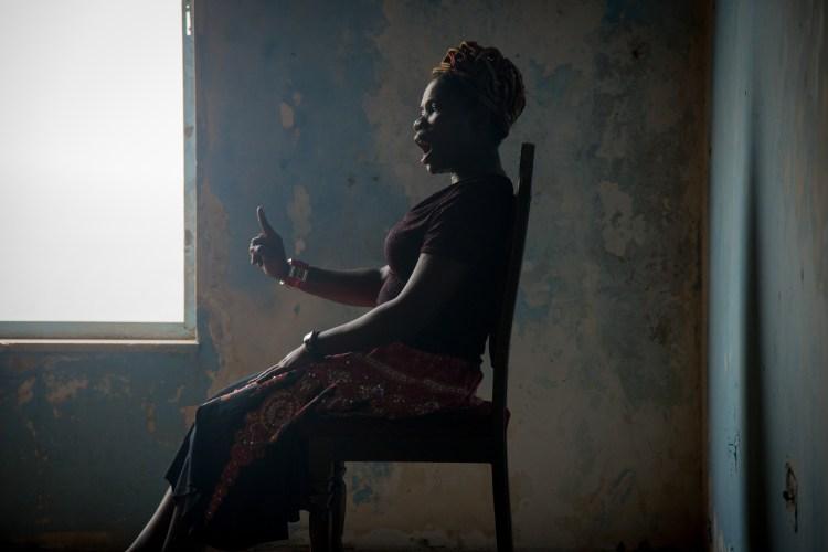 Azango, in Monrovia, Liberia, in January 2013. (Ken Harper/Flickr/Creative Commons)