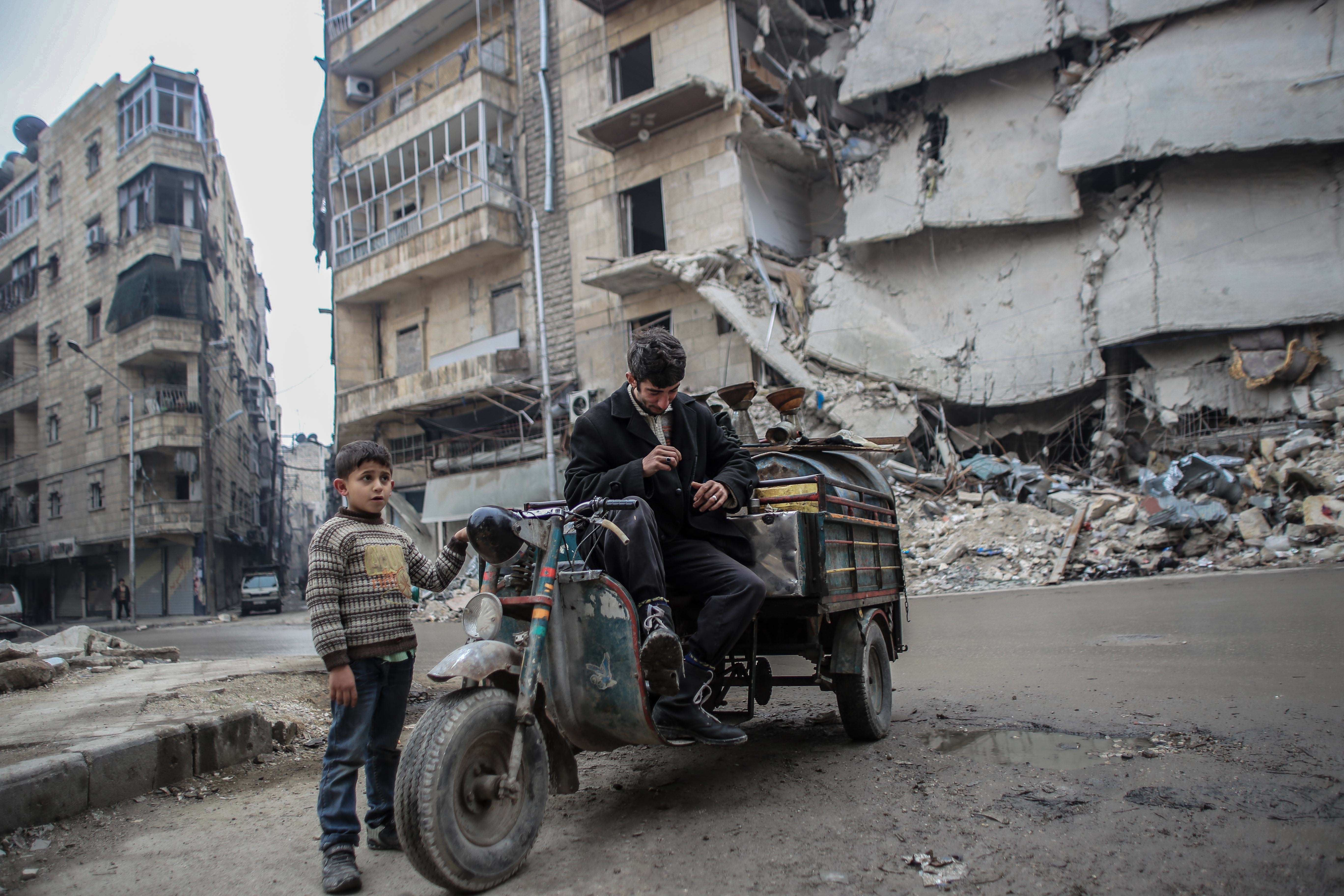 Essay about syria