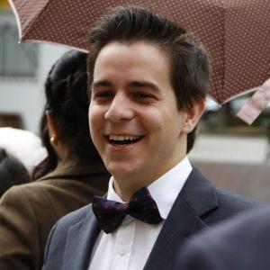 Spanish filmmaker Alfredo Panaro.