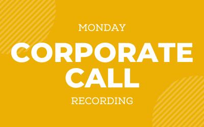 Corporate Call Recording 10/04
