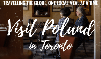 Polish Food in Toronto: Cafe Polonez