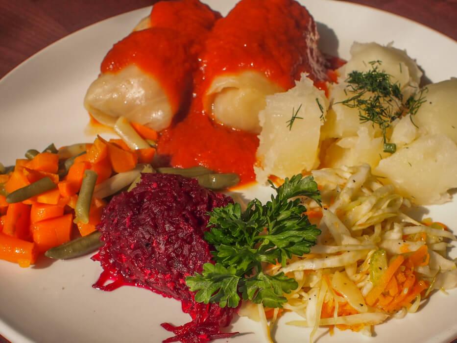 Tasting Polish Food in Toronto 1