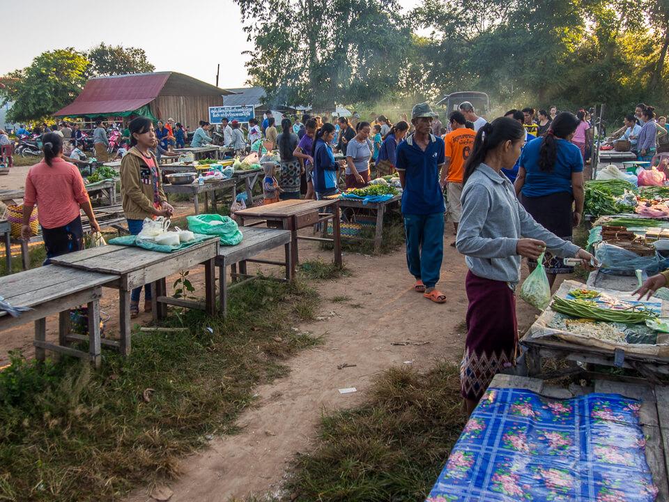 Subsistence Fishing on the Mekong River-7