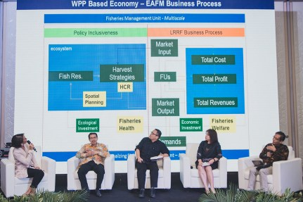 Indonesia Multi-stakeholder Platform for Sustainable Fisheries