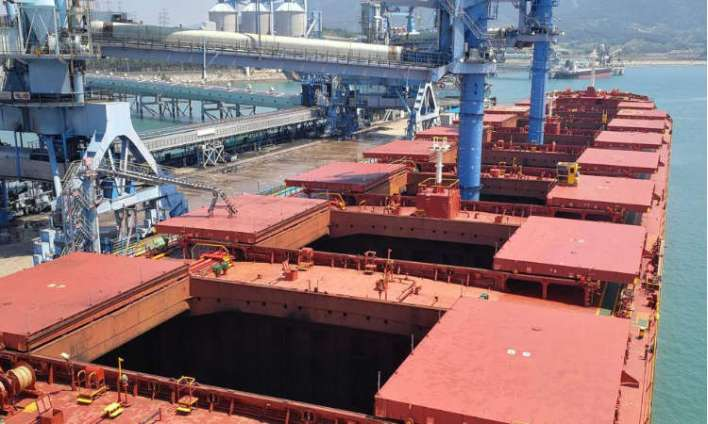Dry Bulk Weekly Report - D & F Shipping