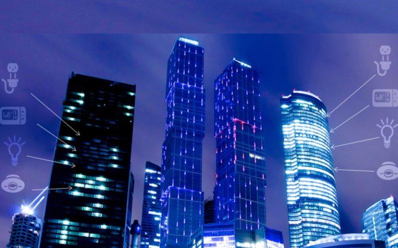 Iluminacion Edificios Inteligentes