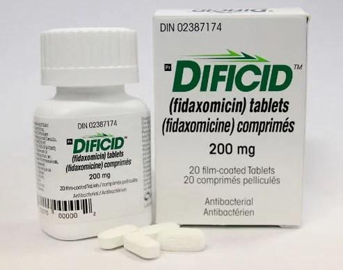 DIFICID 200 MG - Global Medic