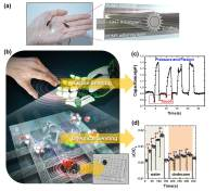 Highly Sensitive and Multimodal All-Carbon Skin Sensors Capable of Simultaneously Detecting Tactile and Biological Stimuli. Global Medical Discovery