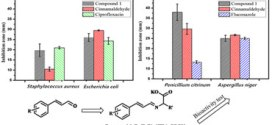 Synthesis, antimicrobial activity of Schiff base compounds of cinnamaldehyde and amino acids