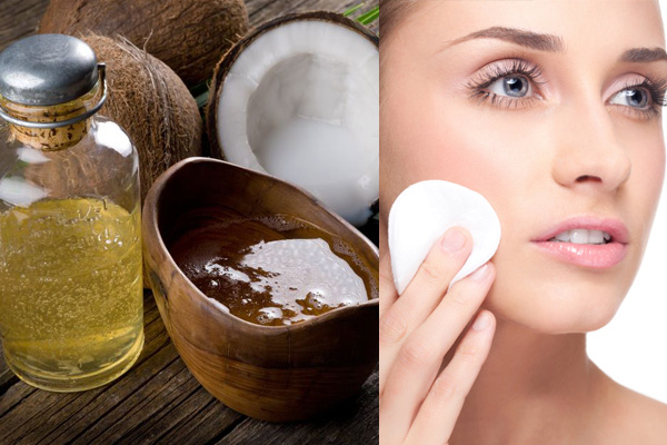 Image result for Coconut oil as a makeup remover