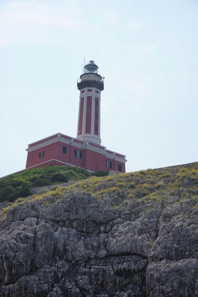 working_lighthouse_capri_italy