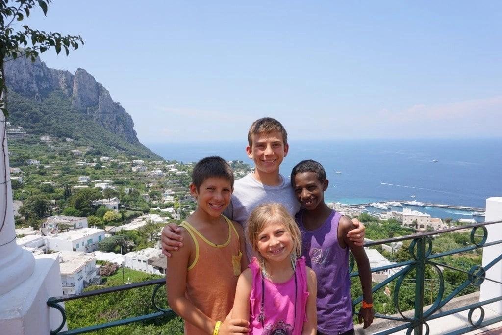 Island of Capri